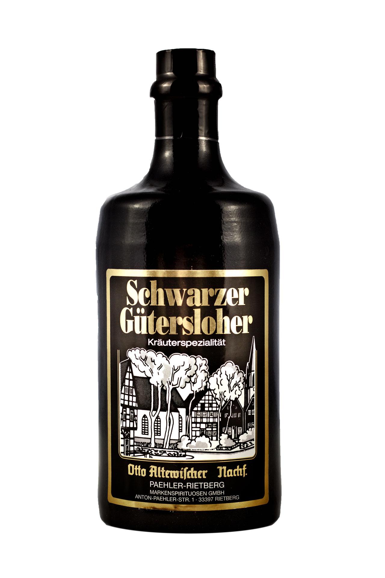 Schwarzer Gütersloher